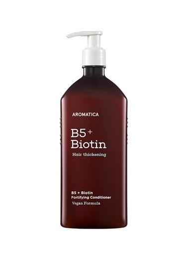 Aromatica Aromatica B5+Biotin Fortifying Conditioner B5+Biotin Güçlendirici Saç I Renksiz